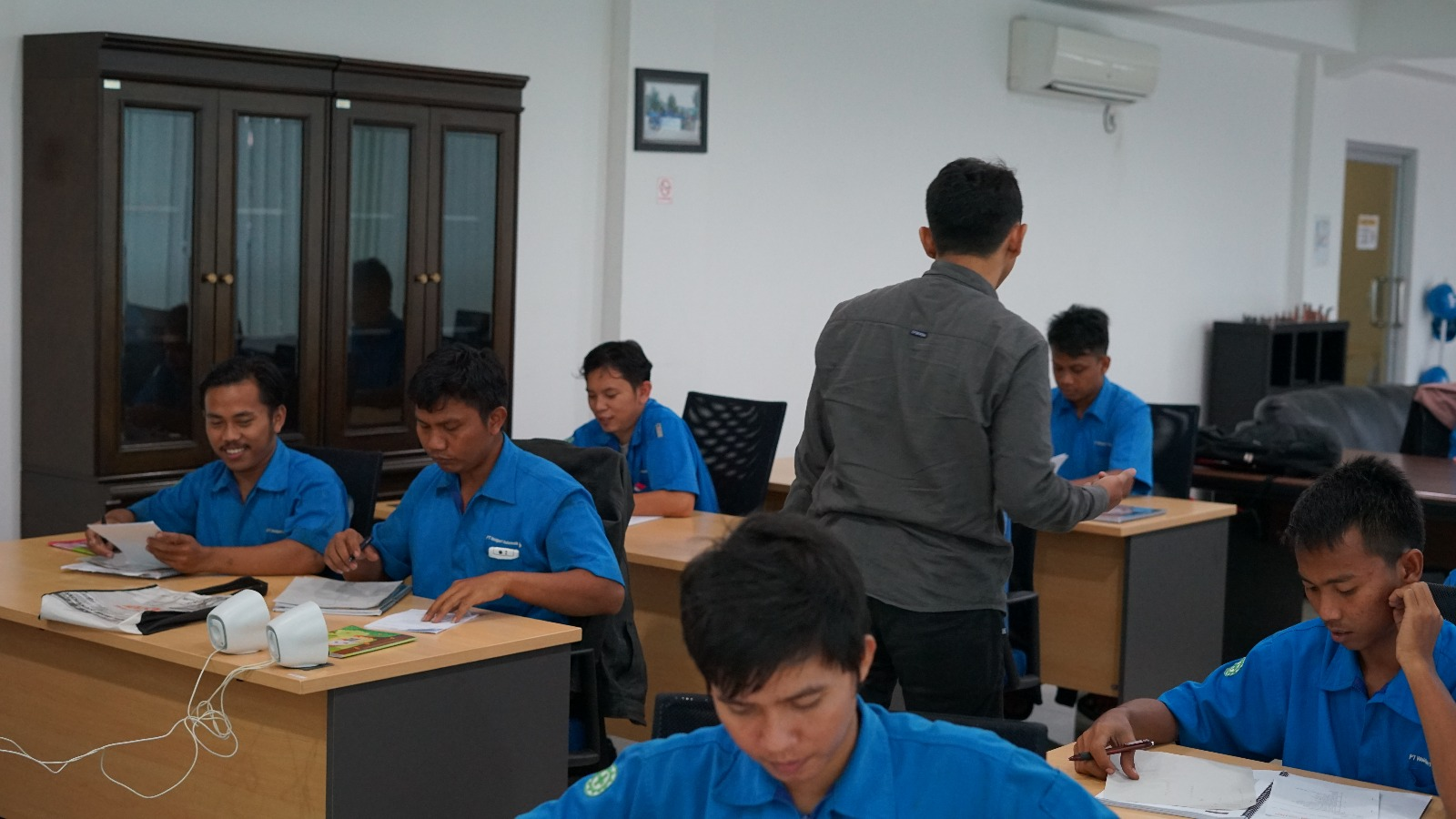 In Company Training