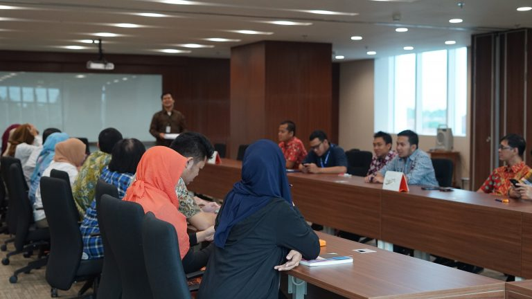 In Company Training Inggris