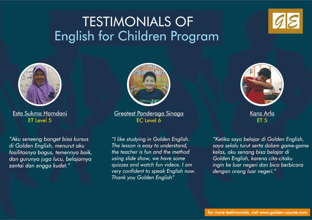kursus bahasa inggris online untuk anak